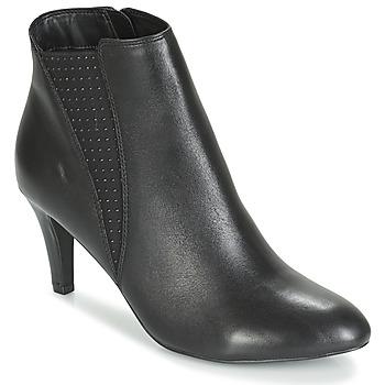 鞋子 女士 短筒靴 André PAILLETTE 黑色