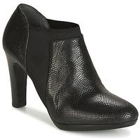 鞋子 女士 短筒靴 André PETUNIA 黑色
