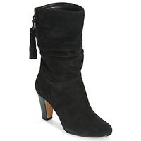 鞋子 女士 都市靴 André POPPY 黑色