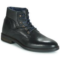 鞋子 男士 短筒靴 André VALCOURT 黑色