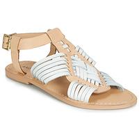 鞋子 女士 凉鞋 André NIRVANA 白色