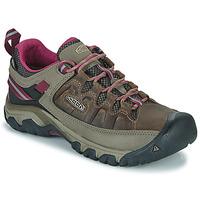 鞋子 女士 登山 Keen TARGHEE III WP 棕色 / 玫瑰色