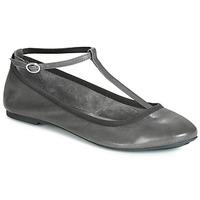 鞋子 女士 平底鞋 André LILAS 灰色