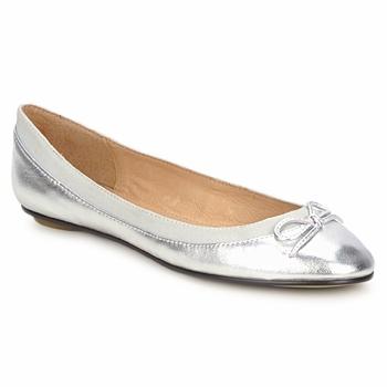 鞋子 女士 平底鞋 Buffalo BABY BILL 银色