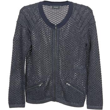 衣服 女士 羊毛开衫 Kookai TOULIA 海蓝色