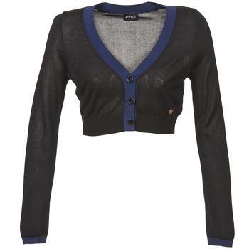 衣服 女士 羊毛开衫 Kookai BALOUE 黑色