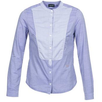 衣服 女士 衬衣/长袖衬衫 Kookai BELDOU 蓝色