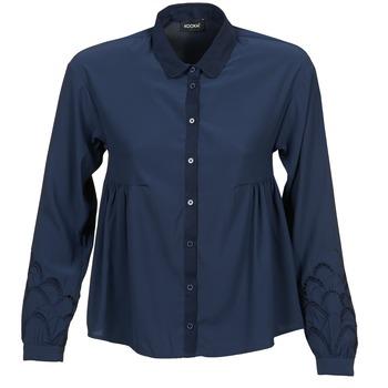 衣服 女士 衬衣/长袖衬衫 Kookai QUELATE 海蓝色