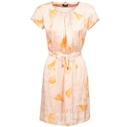 衣服 女士 短裙 Kookai VOULATE 玫瑰色 / 黄色