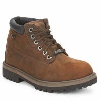 鞋子 男士 短筒靴 Skechers 斯凯奇 SERGEANTS VERDICT 棕色