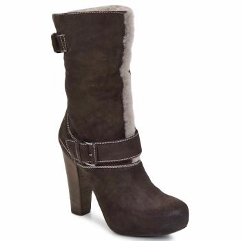 鞋子 女士 短靴 Vic 维克 EFARAT 棕色