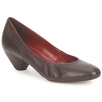 鞋子 女士 高跟鞋 Vialis 维拉丽丝 MALOUI 棕色