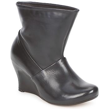 鞋子 女士 短靴 Vialis 维拉丽丝 SILINI 黑色