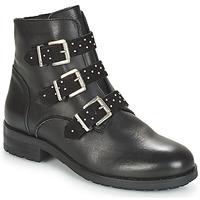 鞋子 女士 短筒靴 André TITUS 黑色