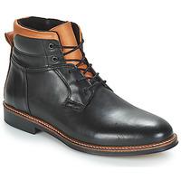 鞋子 男士 短筒靴 André SINTRA 黑色