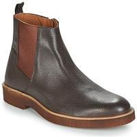 鞋子 男士 短筒靴 André HAWAI 棕色