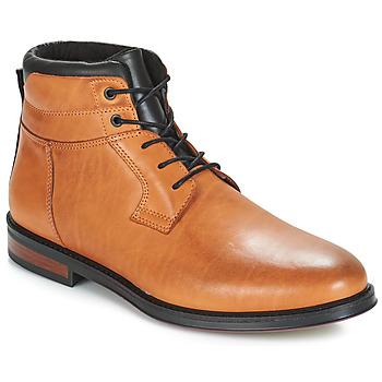 鞋子 男士 短筒靴 André SINTRA 棕色