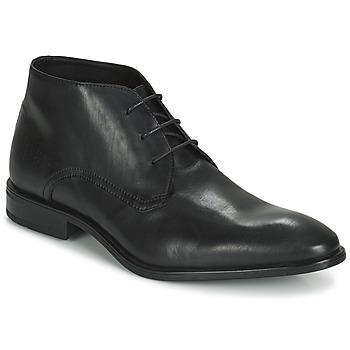 鞋子 男士 短筒靴 André CROWE 黑色
