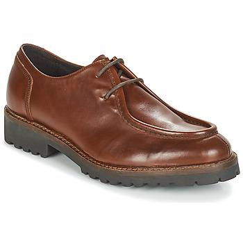 鞋子 男士 德比 André VILLETTE 棕色