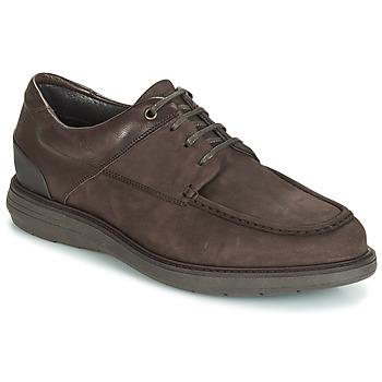鞋子 男士 德比 André SONGE 棕色
