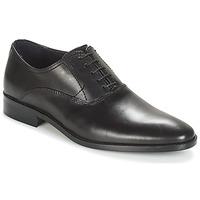 鞋子 男士 系带短筒靴 André SMITH 黑色