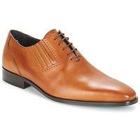 鞋子 男士 系带短筒靴 André PRINCE 驼色