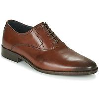 鞋子 男士 系带短筒靴 André SMITH 棕色