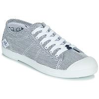 鞋子 女士 球鞋基本款 Le Temps des Cerises BASIC 02 蓝色 / 白色