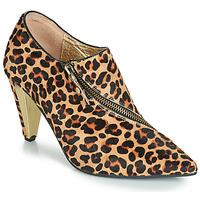 鞋子 女士 短靴 Lola Ramona RAMONA Leopard