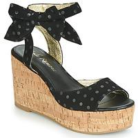 鞋子 女士 凉鞋 Lola Ramona NINA 黑色