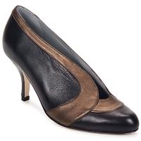 鞋子 女士 高跟鞋 Fred Marzo MADO BOOT Lamé / 古銅色