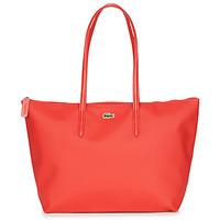 包 女士 购物袋 Lacoste L 12 12 CONCEPT 红色
