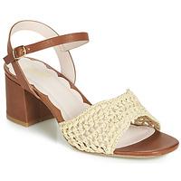 鞋子 女士 凉鞋 Miss L'Fire MIRO 棕色