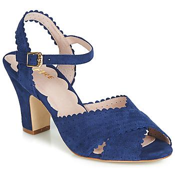 鞋子 女士 凉鞋 Miss L'Fire BEATRIZ 蓝色
