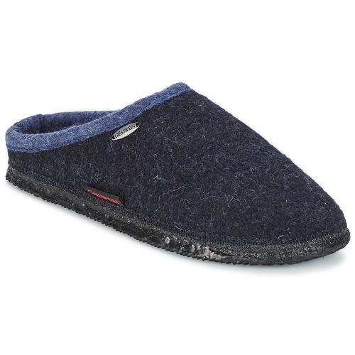 鞋子 拖鞋 Giesswein DANNHEIM 海蓝色
