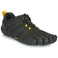 鞋子 男士 跑鞋 Vibram Fivefingers五指鞋 V-TRAIL 黑色 / 黄色