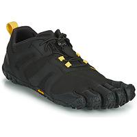 鞋子 女士 跑鞋 Vibram Fivefingers五指鞋 V-TRAIL 黑色 / 黄色