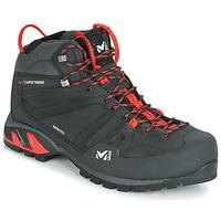 鞋子 男士 高帮鞋 Millet SUPER TRIDENT GTX 黑色 / 红色