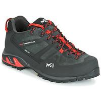 鞋子 男士 登山 Millet TRIDENT GUIDE GTX 黑色 / 红色