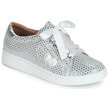 鞋子 女士 球鞋基本款 Cristofoli ARE 银灰色