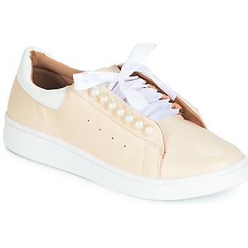 鞋子 女士 球鞋基本款 Cristofoli HOULI 米色