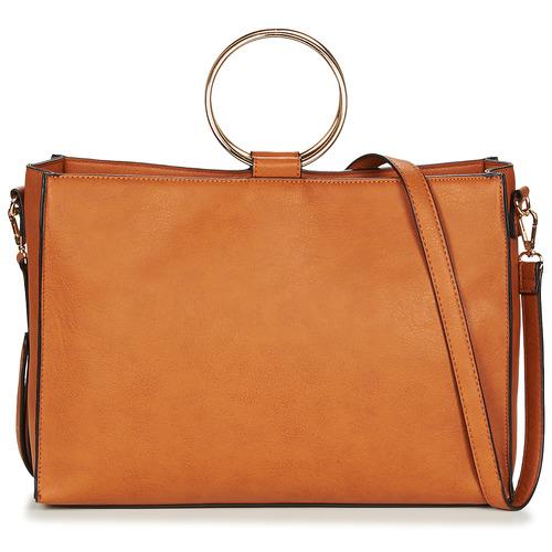 包 女士 购物袋 André JANNA 驼色