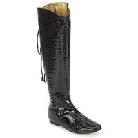 鞋子 女士 都市靴 French Sole PRINCE 黑色