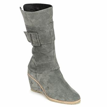 鞋子 女士 短靴 Regard RUBANO 灰色