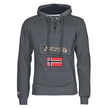 衣服 男士 卫衣 Geographical Norway GYMCLASS 灰色