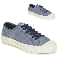 鞋子 女士 球鞋基本款 Pepe jeans ING LOW 蓝色