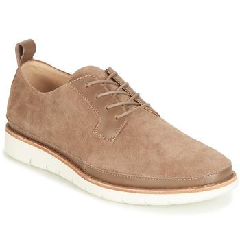 鞋子 男士 德比 Schmoove ECHO-COOPER 灰褐色