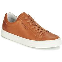 鞋子 男士 球鞋基本款 Schmoove SPARK-CLAY 茶色