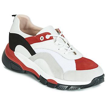 鞋子 女士 球鞋基本款 Tosca Blu KELLY 白色 / 紅色