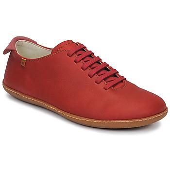 鞋子 球鞋基本款 El Naturalista EL VIAJERO 红色